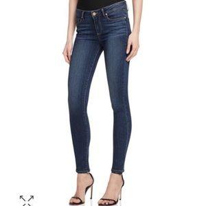 PAIGE Skyline Ankle Peg Denim Jeans. Size 26